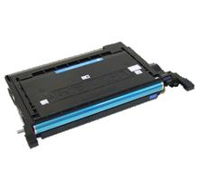 OEM SAMSUNG CLP-C600A Laser Toner Cartridge Cyan