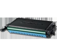 SAMSUNG CLP-C660B High Yield Laser Toner Cartridge Cyan