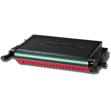SAMSUNG CLP-M660B High Yield Laser Toner Cartridge Magenta