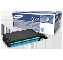 Brand New Original SAMSUNG CLT-C609S Laser Toner Cartridge Cyan