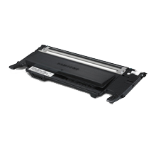 SAMSUNG CLT-K407S Laser Toner Cartridge Black