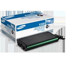 SAMSUNG CLT-K508S Laser Toner Cartridge Black