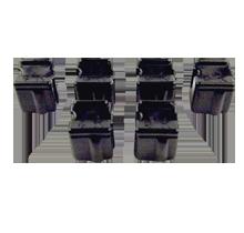 TEKTRONIX 108R00608 SOLID Ink Sticks 6 Black