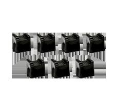 Xerox 108R00672 SOLID Ink Sticks Black (7 Per Box)