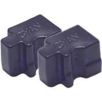 Xerox 016-2041-00 SOLID Ink Sticks 2 Cyan