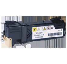 Xerox / TEKTRONIX 106R01280 Laser Toner Cartridge Yellow High Yield