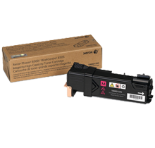 ~Brand New Original Xerox 106R01595 High Yield Laser Toner Cartridge Magenta