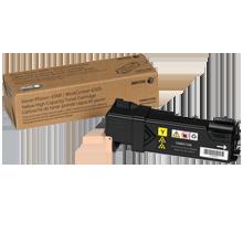 ~Brand New Original Xerox 106R01596 High Yield Laser Toner Cartridge Yellow