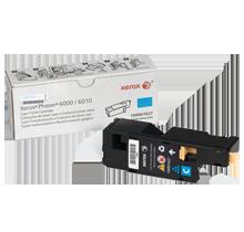 ~Brand New Original Xerox 106R01627 Laser Toner Cartridge Cyan