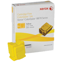 ~Brand New Original Xerox 108R00952 Solid Ink Stick Cartridge Yellow