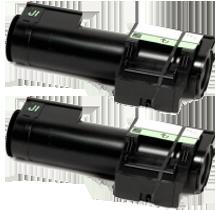 Xerox 6R244 x2 Laser Toner Cartridge