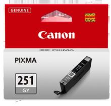 ~Brand New Original CLI-251GY INK / INKJET Cartridge Grey