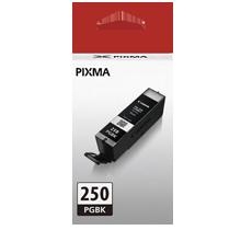 Brand New Original CANON PGI-250 INK / INKJET Cartridge Black