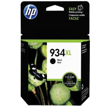 Brand New Original HP C2P23AN (934XL) INK / INKJET Cartridge Black High Yield
