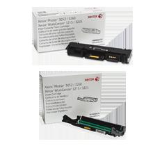~Brand New Original OEM Xerox 101R00474 & 106R02777 DRUM Unit / Laser Toner Cartridge Combo Pack