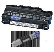 Brother DR200 & TN200 Drum Unit / Laser Toner Cartridge Combo Pack