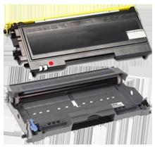 Brother DR350 & TN350 Drum Unit / Laser Toner Cartridge Combo Pack