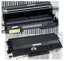 Brother DR600 & TN670 Drum Unit / Laser Toner Cartridge Combo Pack