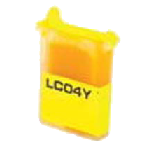 Brother LC04Y Ink Cartridge Yellow