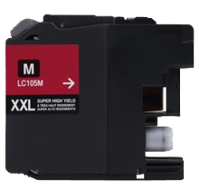 Brand New Compatible BROTHER LC105M (XXL) INK / INKJET Cartridge Super High Yield Magenta