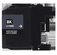 BROTHER INK LC109BKS INK / INKJET Super High Yield Black