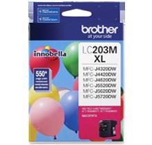 Brand New Original BROTHER INK LC203M INK / INKJET Magenta