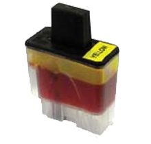 Brother LC41Y Ink Cartridge Yellow