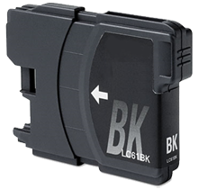 Brother LC61BK Ink Cartridge Black