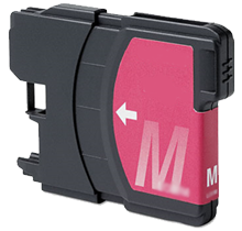 Brother LC65M Ink Cartridge Magenta