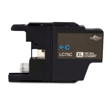 Brother LC75MS High Yield Ink Cartridge Magenta