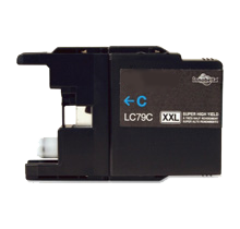 Brother LC79CS Extra High Yield Ink Cartridge Cyan