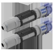 Brother TN200 x2 Laser Toner Cartridges