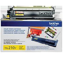 Brand New Original Brother TN210Y Laser Toner Cartridge Yellow