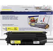Brand New Original BROTHER TN331Y Laser Toner Cartridge Yellow