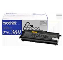 Brand New Original Brother TN360 Laser Toner Cartridge High Yield