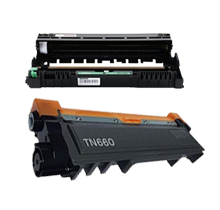 BROTHER DR630 & TN660 DRUM UNIT / Laser Toner Cartridge COMBO PACK