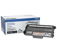Brand New Original Brother TN750 High Yield Laser Toner Cartridge