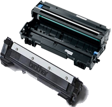 ~Brand New Original BROTHER DR-1030 & TN-1030 DRUM UNIT / Laser Toner Cartridge COMBO PACK