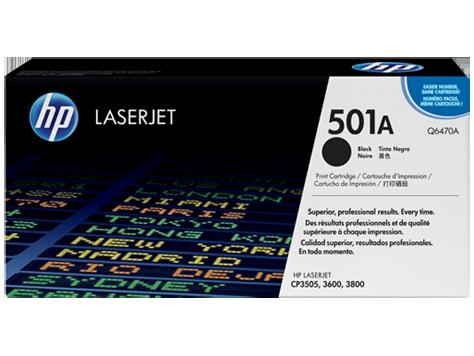 Original HP Q6470A Laser Toner Cartridge Black