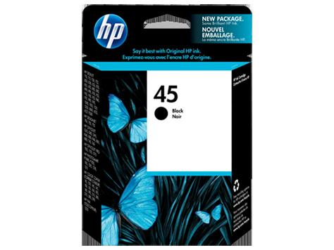 ~Brand New Original HP 51645A INK / INKJET Cartridge Black