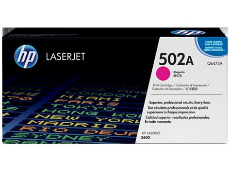 ~Brand New Original HP Q6473A Laser Toner Cartridge Magenta
