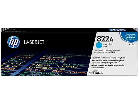 HP C8551A Laser Toner Cartridge Cyan