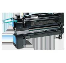Lexmark C792X2CG Laser Toner Cartridge Extra High Yield Cyan