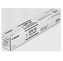 Brand New Original Canon 2182C003AA (GPR-58K) Black Laser Toner Cartridge