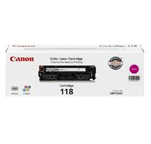 Brand New Original CANON 2660B001AA CRG-118M Laser Toner Cartridge Magenta