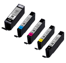 CANON High Yield PGI-270-BKXL / CLI-271XL Set