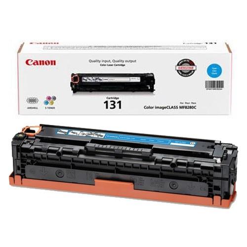 Canon 6271B001AA (Canon 131) Laser Toner Cartridge Cyan