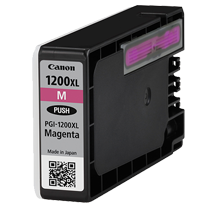 CANON 9197B001 (PGI-1200XL) INK / INKJET Cartridge High Yield Magenta