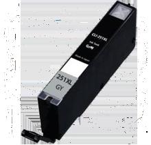 CANON CLI-251XL-GY INK / INKJET High Yield Cartridge Gray