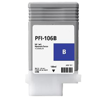 CANON PFI-106B INK / INKJET Cartridge Blue